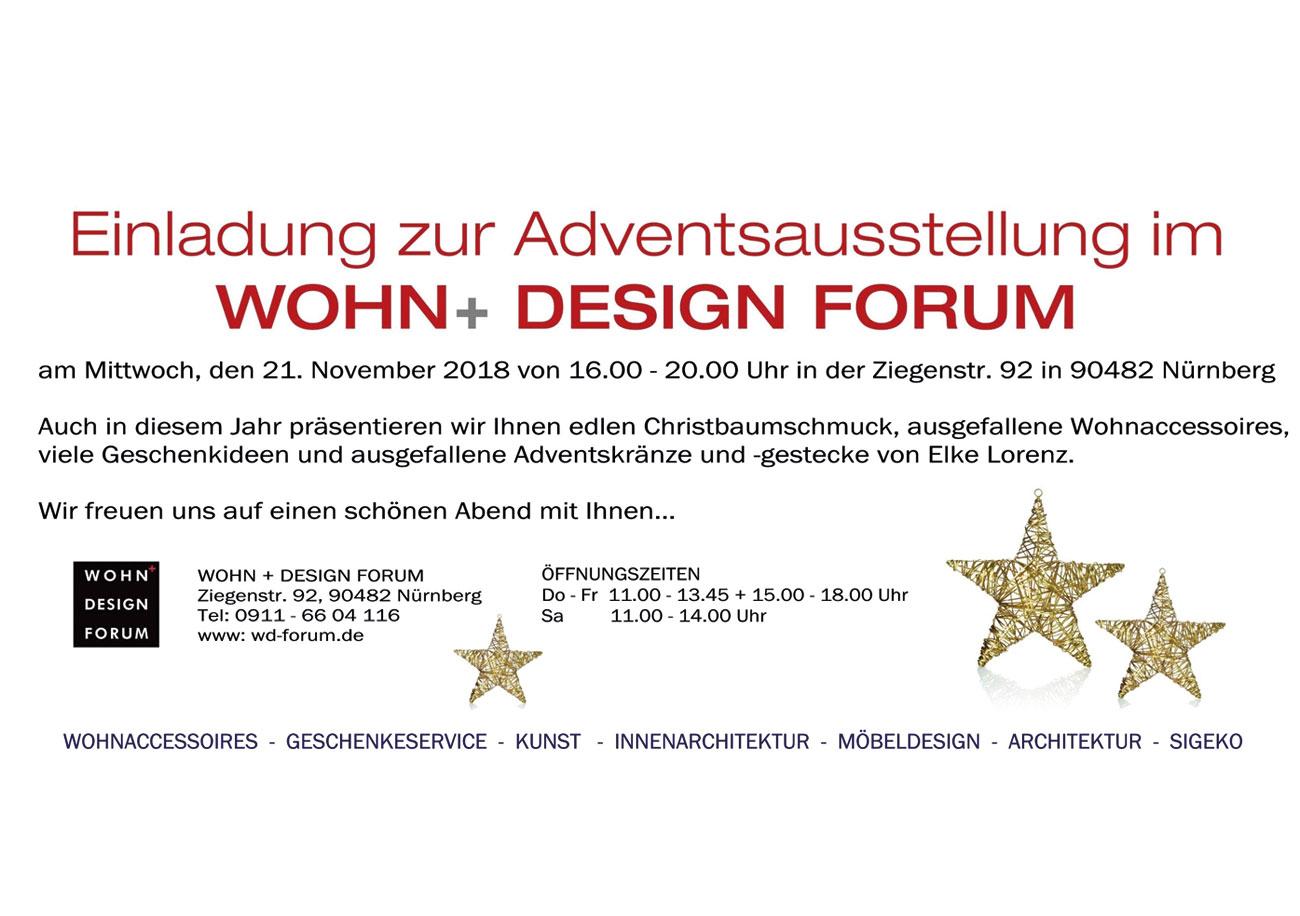 Wohndesign Forum Nurnberg
